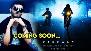 Carryminati New Video | Vardaan First Look Out | Reaction