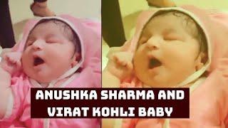 Anushka Sharma And Virat Kohli Baby Viral Video | Catch News