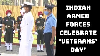 Indian Armed Forces Celebrate 'Veterans' Day' | Catch News