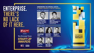 The Economic Times Startup Awards Finale 2020