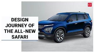 Tata Motors' Pratap Bose talks design journey of the all-new Safari   Economic Times