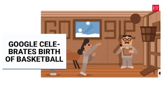 Dr James Naismith: Google celebrates inventor of basketball with a doodle