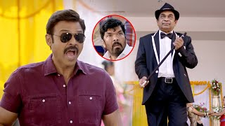 Selvi Tamil Scenes | Brahmanandam & Venkatesh Hilarious Comedy