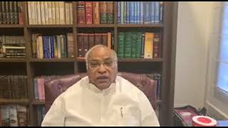 The govt of India still shows no intention of repealing 3 anti-farmer laws: Mallikarjun Kharge