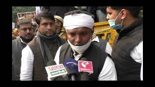Srinivas BV addresses media on the Farm Laws