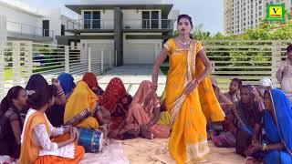 गॉव की बहु  देशी डान्स    ऐसी भेजी बाबुल ने परदेस    आरती यादव लोकगीत HD