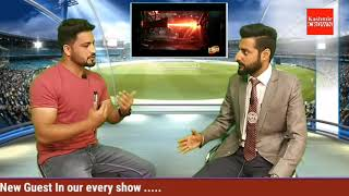 Kashmir crown Presents  Weekly Sports show  For sports Lovers.  #KASHMIR CROWN SPORTS