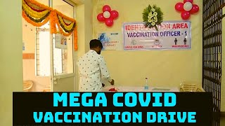 Mega COVID Vaccination Drive To Begin In India Today | Catch News
