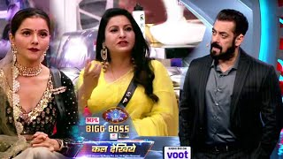 Rubina Ne Apke Beti Ko Bich Me Nahi Laya, Salman Ne Lagai Sonali Ki Class | Bigg Boss 14
