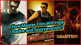 How Master Movie Will Help Sooryavanshi and Radhe Movie? Surya Reaction
