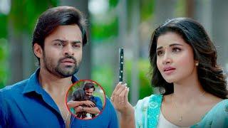 Tej I Love You Tamil Scene | Sai Dharam Tej & Anupama Intimate Scene - Climax Intimate Scene