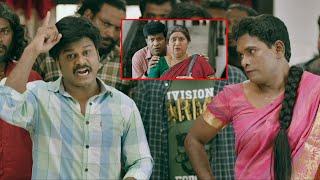 Tenali Ramakrishna BA BL Kannada Scenes | Chammak Chandra & Saptagiri Ultimate Comedy