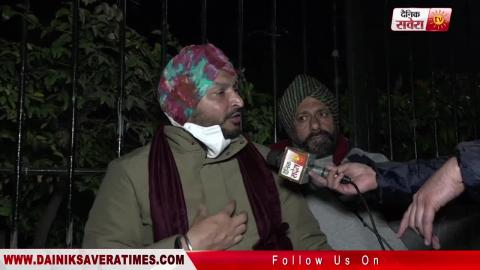 Delhi Police की हिरासत से छूटने के बाद फिर Jantar Mantar में धरने पर बैठे कांग्रेसी MPs और MLA