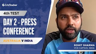 Have No Regrets About Playing That Shot: Rohit Sharma, Press Conference, AUS vs IND Fourth Test