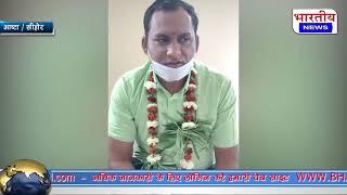 सीहोर जिले में कोविड-19 टीकाकरण अभियान में पहला टीका सीएमएचओ ने लगवाया... #bn #mp