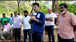 AAP | Only AAP can solve land rights issue of Shel-Melauli villagers: Raghav Chadha