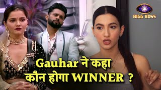 Bigg Boss 14: Gauahar Khan Ne Kar Diya Declare Ye Banega Winner Of The Season | Latest News