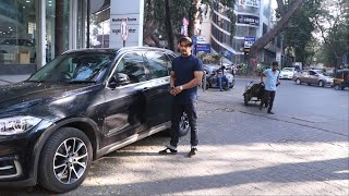 Dashing Sidharth Shukla Spotted At Bandra Streets, He Is So Polite