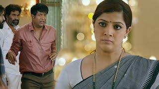 Tenali Ramakrishna BA BL Kannada Scenes | Varalakshmi Warns Vennela Kishore Family & Saptagiri
