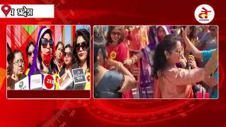 वुमंस पावर ग्रुप के पतंग उत्सव में दिखी भारतीय संस्कृति की झलक | TezNews