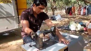 सोनू सूद ने खोली फ्री टेलर की दूकान, खुद मशीन पर बैठकर सिल रहे कपड़े | Sonu Sood tailor shop