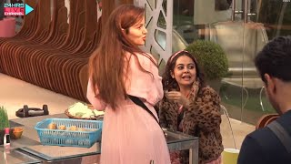 Breaking Devoleena Aur Vikas Gupta Ghar Me Maujud, Bigg Boss 14 Live Feed