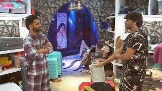 Bigg Boss 14 Live Feed: Rahul Ne Vikas Se Rubina Ke Social Media Comment Par Pucha, Kya Bola Vikas?