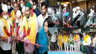 Nampally Dargah Mein Toilets Ka Renovation | Mehmood Ali | Md Saleem | Baba Fasi Uddin |@Sach News