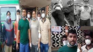 Mamuli Si Baat Ko Lekar Talwar Se Kiya Gaya Hamla | Hyderabd Mangalhat |@Sach News