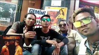 Master Movie 3rdDay Housefull At GaietyGalaxyTheatre In Mumbai, Sikander,Krishna,Nitin,AutowaleUncle