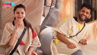 Shocking Rubina Aur Rahul Task Me Bhide, Rubina Ne Kaha Poplu, Phir Kya Bola Rahul? | Bigg Boss 14
