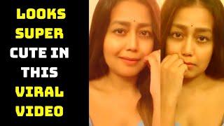 Neha Kakkar Looks Super Cute In This Viral Video | Catch News