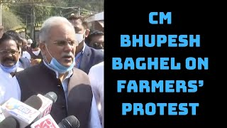 'BJP Maligns Protest': CM Bhupesh Baghel On Farmers' Protest | Catch News