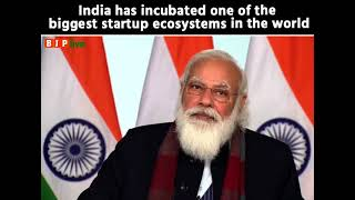 India is one of the biggest startup ecosystems in the world: PM Modi, #StartUpIndia