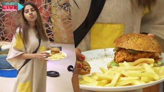 Shocking Dhokebaaz Nikli Nikki, Ab Khud Kha Liya Burger, Rubina Ka Diya Sath | Bigg Boss 14 Live