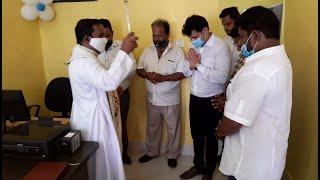"""Healing Sponge"" Common Service Centre Inaugurated At Colva"