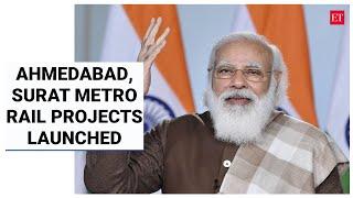 Previous regimes lacked modern vision, had no metro policy: PM Modi   Economic Times