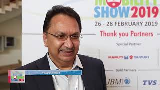 CII Future Mobility Show 2019 - Throwback