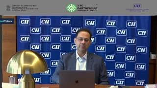 Mr Sanjiv Bajaj address at the CII Partnership Summit 2020