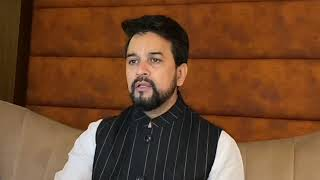 Shri Anurag Singh Thakur address at the CII Partnership Summit 2020