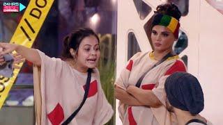 Shocking Devoleena Bhadki Nikki Par, Rubina Ke Fans Pana Chahti Hai Nikki | Bigg Boss 14 Live Feed