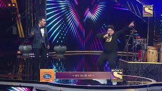 Bappi Lehri के Grandson ने दिया धमाकेदार Performance | Indian Idol 12
