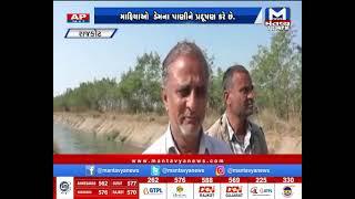 Rajkot : ધોરાજી ભાદર નદીમાં પ્રદુષિત પાણી છોડાતા વિરોધ