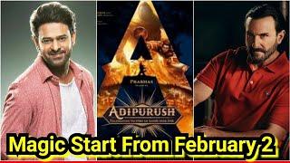 Adipurush Movie Update, Muhurat Shot From February 2, 2021, Prabhas Next Big Film After Baahubali