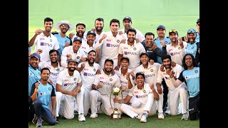 India script history at Gabba, retain Border-Gavaskar Trophy with 2-1 series win