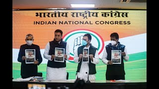 Farm Laws 2020: Shri Rahul Gandhi addresses media at AICC HQ