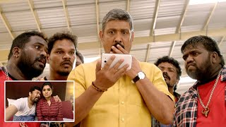 Selvi Tamil Scenes | Venkatesh Fitting For Sampath Raj & Posani Krishna Murali | Nayanthara