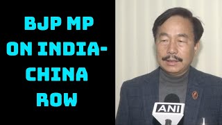 """""""Construction Of Villages Not A New Thing,"""" BJP MP On India-China Row 