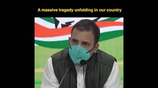 Shri Rahul Gandhi addresses media at AICC HQ