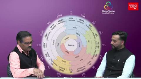 Importance of colours in Vastu